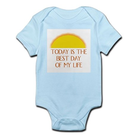 """Today is the Best Day of my Life"" - Infant Creep"