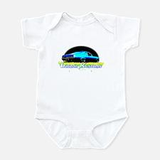 """I know, va!"" - Infant Bodysuit"