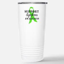 SupportLymphomaAwareness Travel Mug