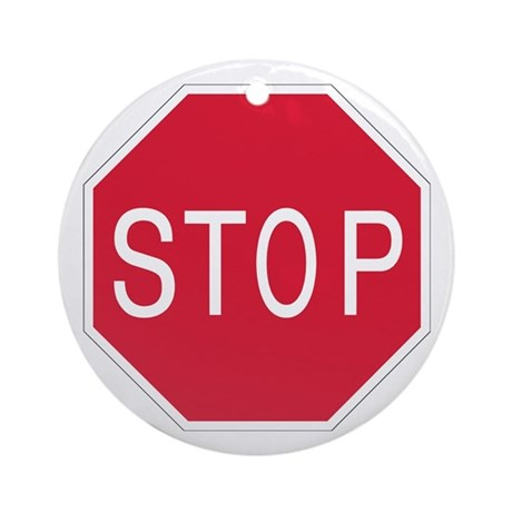 Stop Sign  Keepsake (round) By Simplesignshop. Hashimoto's Encephalopathy Signs. Wrist Signs. Drawing Signs. Song Melanie Martinez Signs Of Stroke. Claw To Signs. Tia Signs. Message Signs. Construction Area Signs Of Stroke