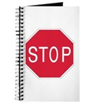 Stop Sign - Journal