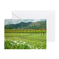 nature- california flowers Greeting Cards (6)