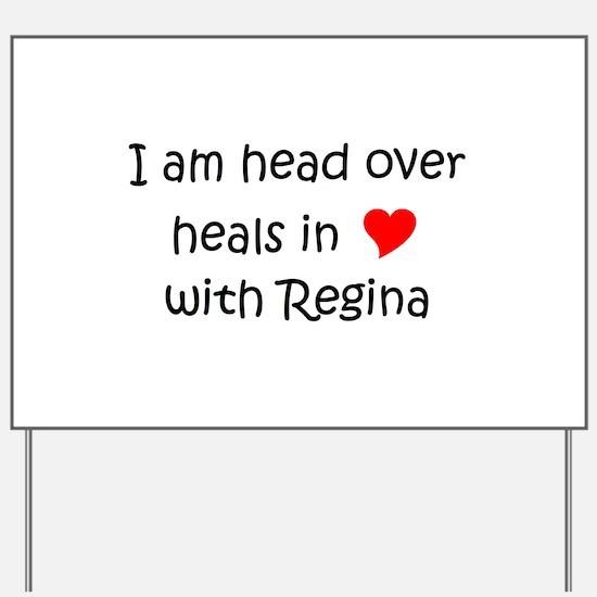 Funny Regina Yard Sign