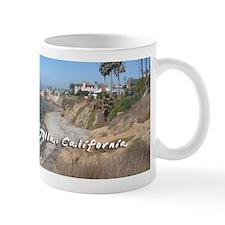 La Jolla Coastline Small Mug