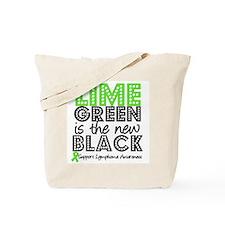 Lymphoma New Black Tote Bag