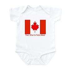 All Aboot It! Infant Bodysuit