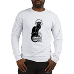 Basement Cat - Long Sleeve T-Shirt
