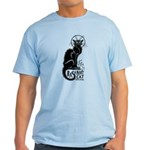 Basement Cat Wants ur Soul -Light T-Shirt