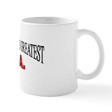 """The World's Greatest T.A."" Mug"