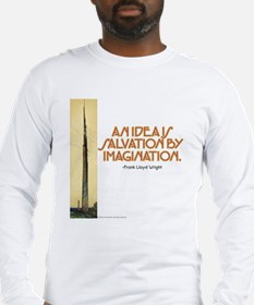 Frank's Thought Long Sleeve T-Shirt