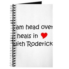 Cute Roderick Journal