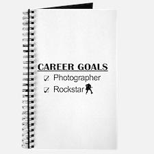 Photographer Career Goals - Rockstar Journal