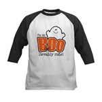 UnBOOlievably Cute Kids Baseball Jersey