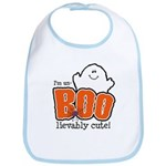 UnBOOlievably Cute Bib