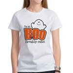 UnBOOlievably Cute Women's T-Shirt