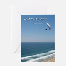 La Jolla, Torrey Pines Greeting Card