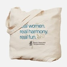 Real Women Tote Bag