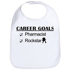 Pharmacist Career Goals - Rockstar Bib