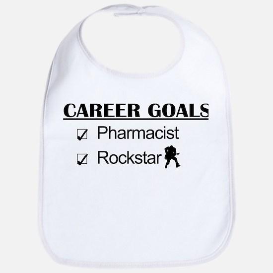 Pharmacist Career Goals - Rockstar Bib