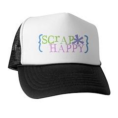ScrapHappy Trucker Hat