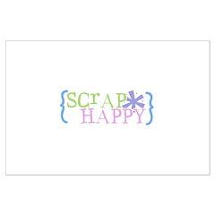 ScrapHappy Posters