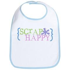 ScrapHappy Bib