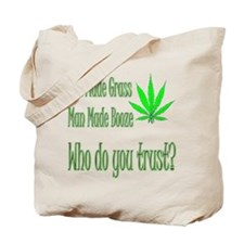 God made pot Tote Bag