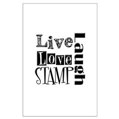 Live Love STAMP Posters