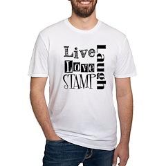 Live Love STAMP Shirt