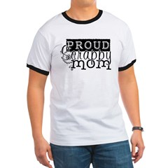 Proud Scrappy Mom T