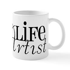 Life Artist Mug