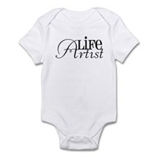 Life Artist Infant Bodysuit