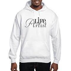 Life Artist Hoodie