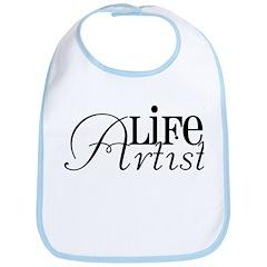 Life Artist Bib