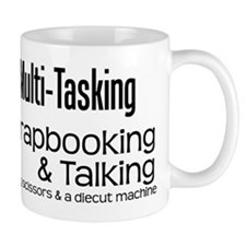 True Multi Tasking Small Mug
