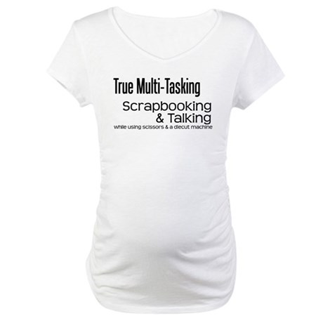 True Multi Tasking Maternity T-Shirt