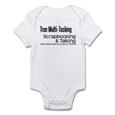 True Multi Tasking Infant Bodysuit