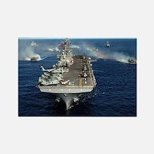 USS Kearsarge - LHD 3 Rectangle Magnet