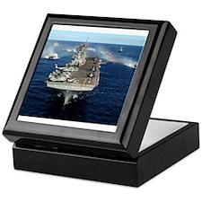 USS Kearsarge - LHD 3 Keepsake Box