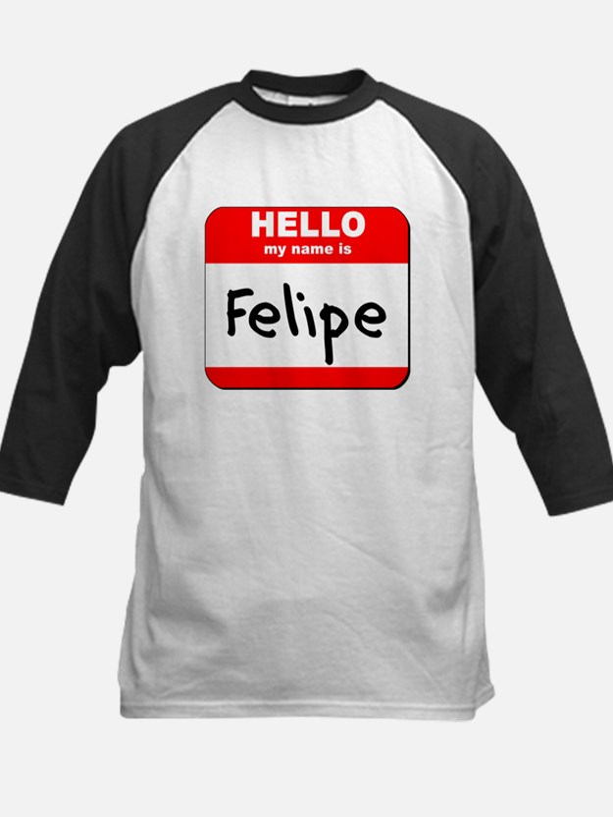 Hello my name is Felipe Tee