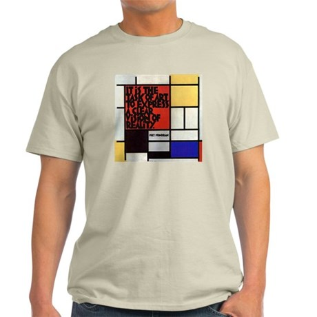 Piet's Motto Light T-Shirt