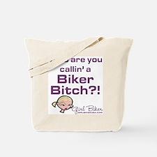 Who You Callin' Tote Bag