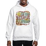 Littlest Big Brother Hooded Sweatshirt