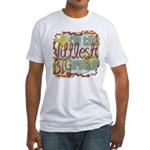 Littlest Big Brother Fitted T-Shirt