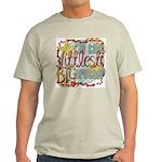 Littlest Big Brother Light T-Shirt
