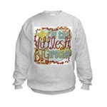Littlest Big Brother Kids Sweatshirt