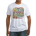Biggest Big Brother Fitted T-Shirt