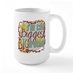 Biggest Big Brother Large Mug