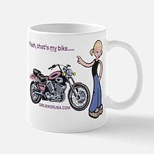 Yeah_thats_my_bike Mugs