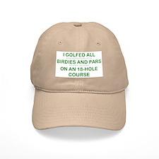"Humor ""Golf"" Baseball Cap"
